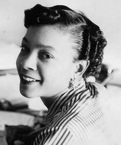 Mamie Phipps Clark, psicóloga y activista por los derechos civiles.