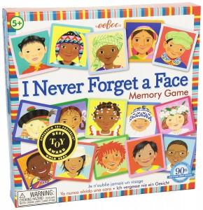 Nunca olvido una cara