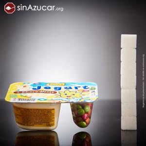 Alimentos dulces. Sinazucar.org