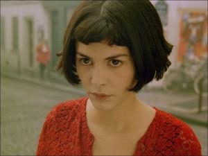 Autoestima en niños. Fotograma de la película Amelie (2001).