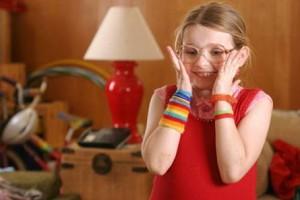 Autoestima en niños. Fotograma de la película Pequeña miss Sunshine (2006).