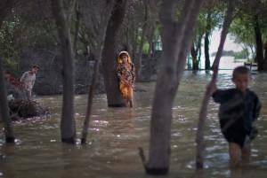 Inundaciones en Pakistán 2013. © ONU-Hábitat