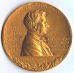 The Edison Medal (La Medalla Edison). Galardón de muy alto nivel que se entrega como premio a toda una carrera de logros meritorios en la ciencia eléctrica, ingeniería eléctrica o las artes eléctricas.