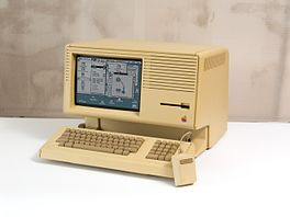 Apple Lisa de 1983