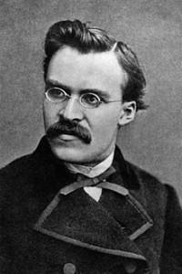 Friedrich Nietzsche, 1869.