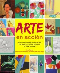Libros de arte para niños. Arte en acción (Maja Pitamic)