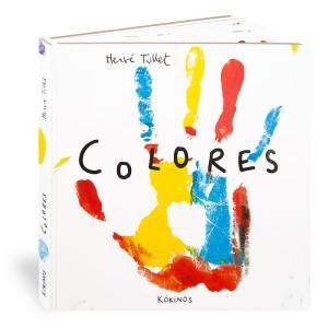 Libros de arte para niños. Colores (Hervé Tullet)