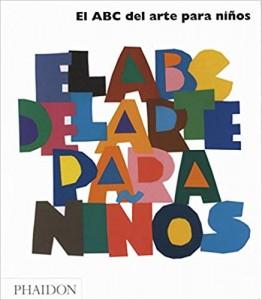 Libros de arte para niños. El ABC del Arte para niños (Libro blanco)