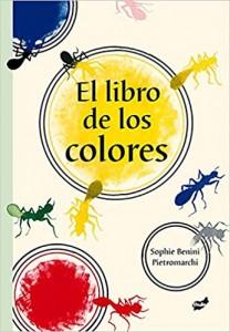 Libros de arte para niños. El libro de los colores (Sophie Benini Pietromarchi)