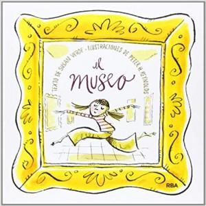 Libros de arte para niños. El museo (Susan Verde y Peter H. Reynolds)