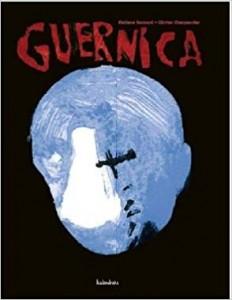 Libros de arte para niños. Guernica (Heliane Bernard y Oliver Charpentier)