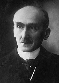 Henri-Louis Bergson o Henri Bergson (París, 18 de octubre de 1859 – París, 4 de enero de 1941) fue un filósofo francés, ganador del Premio Nobel de Literatura en 1927.