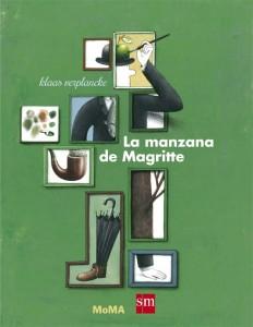 Libros de arte para niños. La manzana de Magritte (Klaas Verplancke)