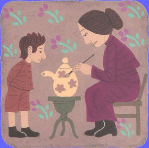 Libros de arte para niños. Las tijeras de Matisse (Jeanette Winter)