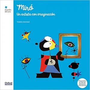 Libros de arte para niños. Miró Un artista con imaginación