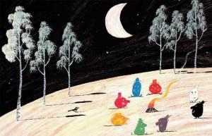 Libros de arte para niños. ROJO AZUL AMARILLO (Edoardo Bardella Rapino Y Éric Battut)