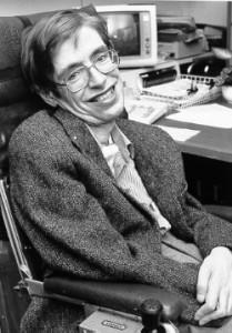 Stephen William Hawking (8 de enero de 1942 - 14 de marzo de 2018) fue un físico teórico, astrofísico, cosmólogo y divulgador científico británico. Imagen: Stephen Hawking en los años 80.