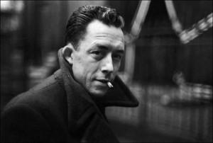 Albert Camus (7 de noviembre de 1913 – 4 de enero de 1960) fue un novelista, ensayista, dramaturgo, filósofo y periodista francés nacido en Argelia.