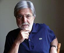 Eloy Sánchez Rosillo, poeta español nacido en Murcia, el 24 de junio de 1948.