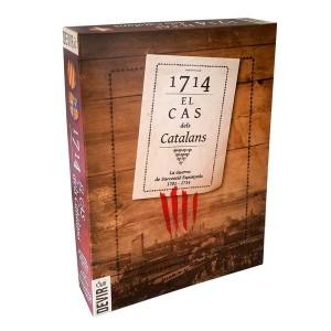 1714, el caso de los catalanes