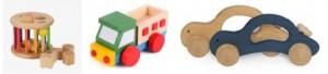 Juegos y juguetes educativos y didácticos de madera para niños