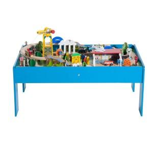 Trenes de juguete de madera para niños