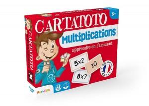 Multiplicaciones Cartatoto