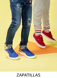 Comprar zapatillas para niño online