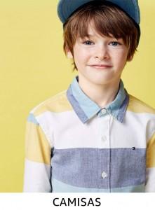 Comprar camisas para niño online
