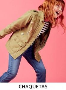 Comprar chaquetas para niña online