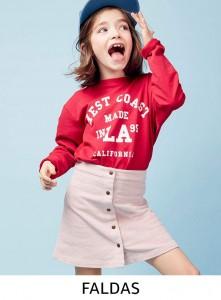 Comprar faldas para niña online