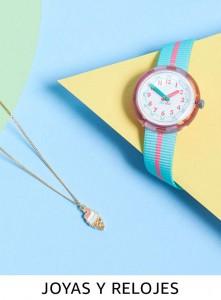 Comprar joyas y relojes para niña online