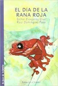 'El día de la rana roja'