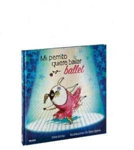 'Mi perrito quiere bailar ballet'