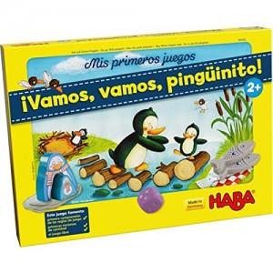 ¡Vamos, vamos pingüinito!