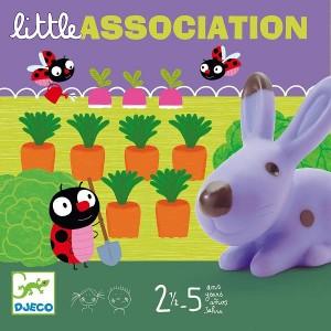 Little Association | Juego de asociación
