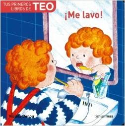 Los libros de Teo | ¡Me lavo! | +1 año