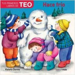 Los libros de Teo | Hace frío | +1 año