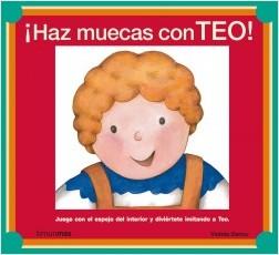 Los libros de Teo | ¡Haz muecas con Teo! | +1 año
