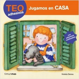 Los libros de Teo | Jugamos en casa | +3 años