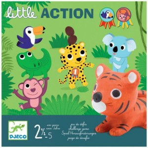 Little Action | Juego de desafíos