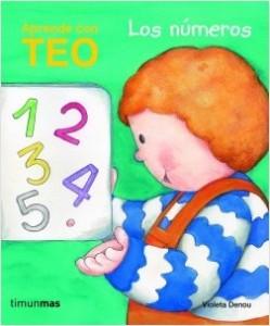 Los libros de Teo | Los números | +3 años