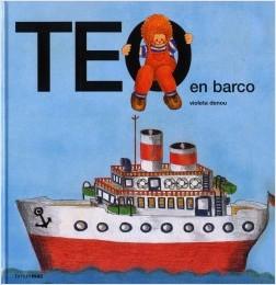 Los libros de Teo | Teo en barco | +3 años