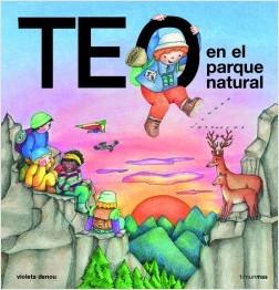 Los libros de Teo | Teo en el parque natural | +3 años