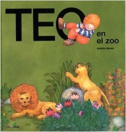 Los libros de Teo | Teo en el zoo | +3 años