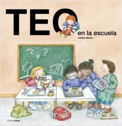 Los libros de Teo | Teo en la escuela | +3 años