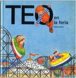 Los libros de Teo | Teo en la feria | +3 años