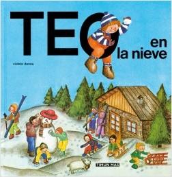Los libros de Teo | Teo en la nieve | +3 años