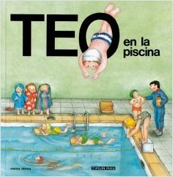 Los libros de Teo | Teo en la piscina | +3 años