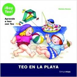 Los libros de Teo | Teo en la playa | +3 años